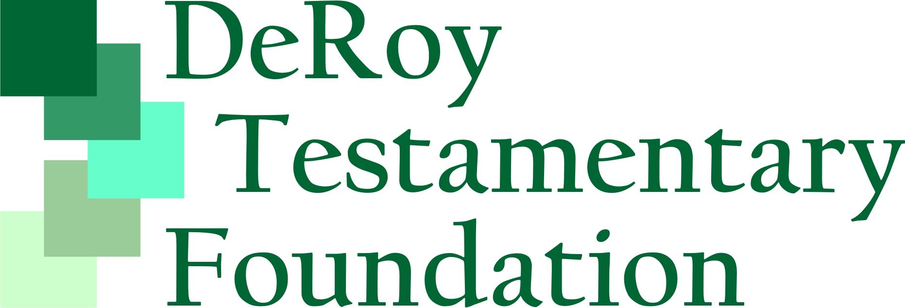 DeRoy Testamentary Foundation
